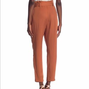 Pants & Jumpsuits - Brand new paper bag trousers!